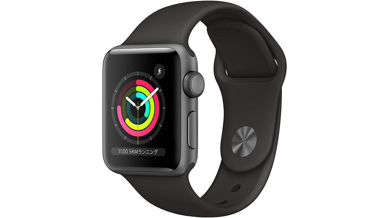 【Amazonプライムデー】Apple Watch Series 3が今なら2万円切り! お安く手に入れたいならこのチャンスを逃したくない