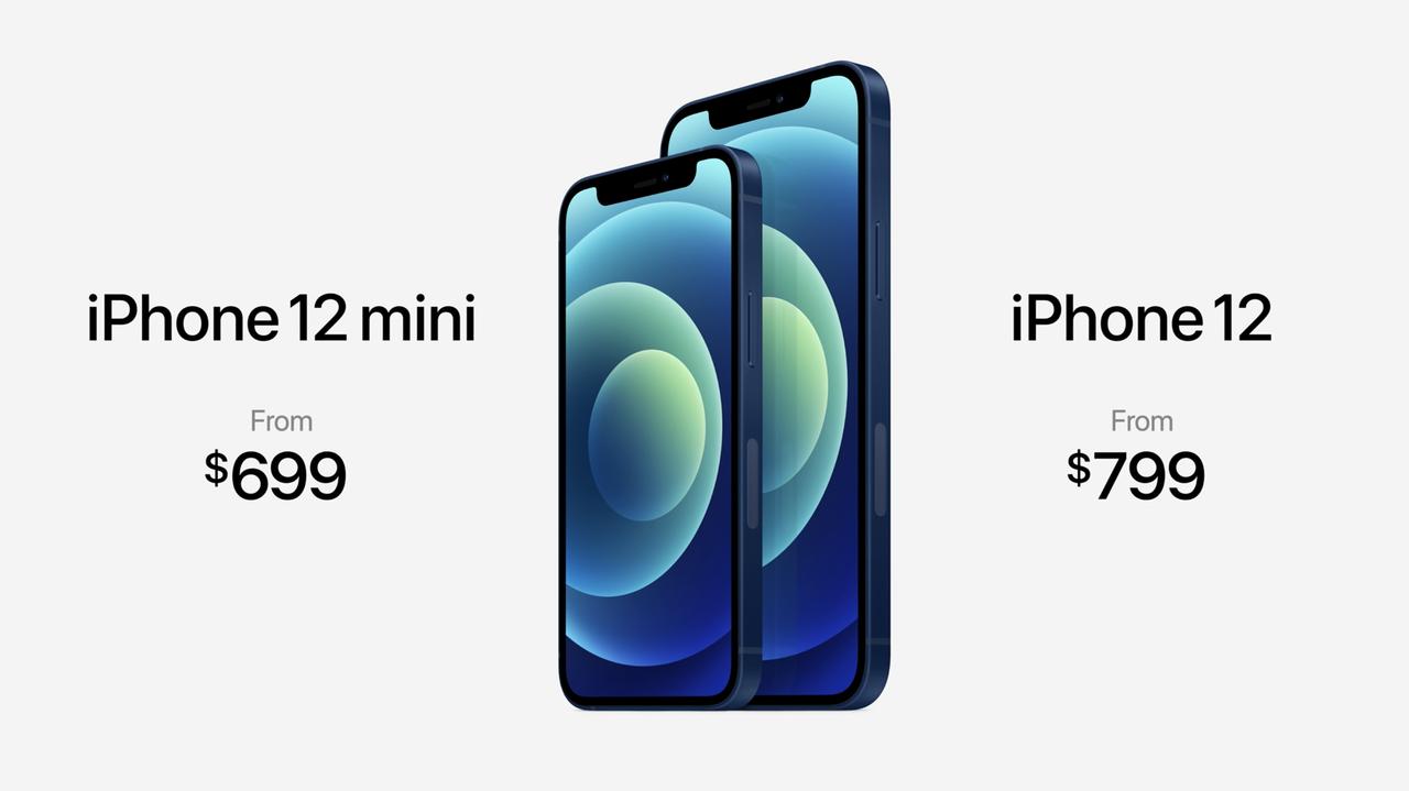 これこそ真のiPhone SE。iPhone 12 miniは699ドルから #AppleEvent