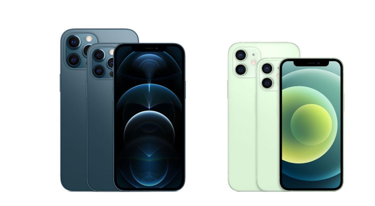 ドコモが「iPhone 12」「iPhone 12 Pro」シリーズの取り扱いを発表! 予約日は変わらず
