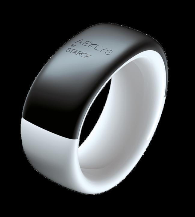 手をかざしてペイ。指輪型Felicaみたいな「AEKLYS」がオシャレ便利