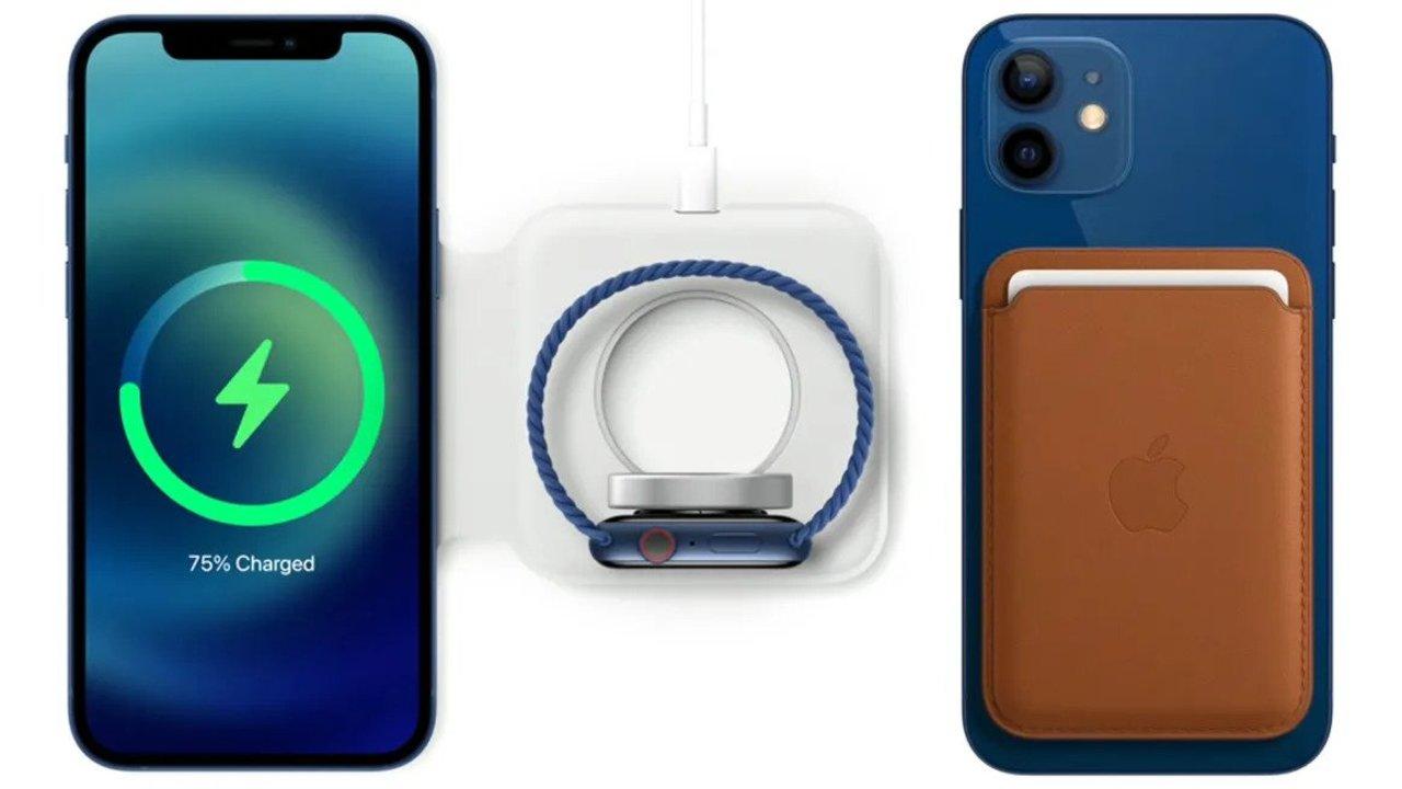 新機能MagSafeで、アクセサリに無限の可能性が生まれたよ #AppleEvent