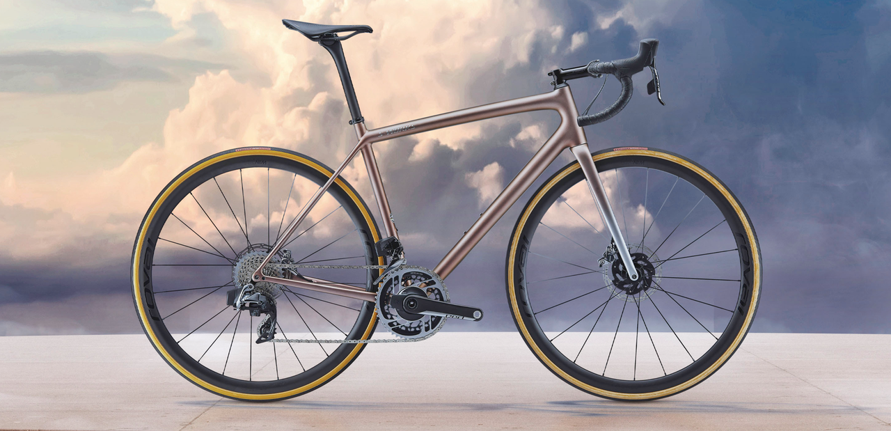 軽い自転車っていいよね。スペシャライズドの新作ロードバイクがホントに軽いよ
