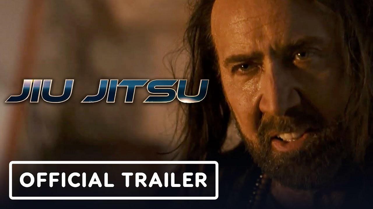 ニコラス・ケイジ出演、宇宙人vs柔術の映画『ジュー・ジュツ』。全然柔術使わねぇ!