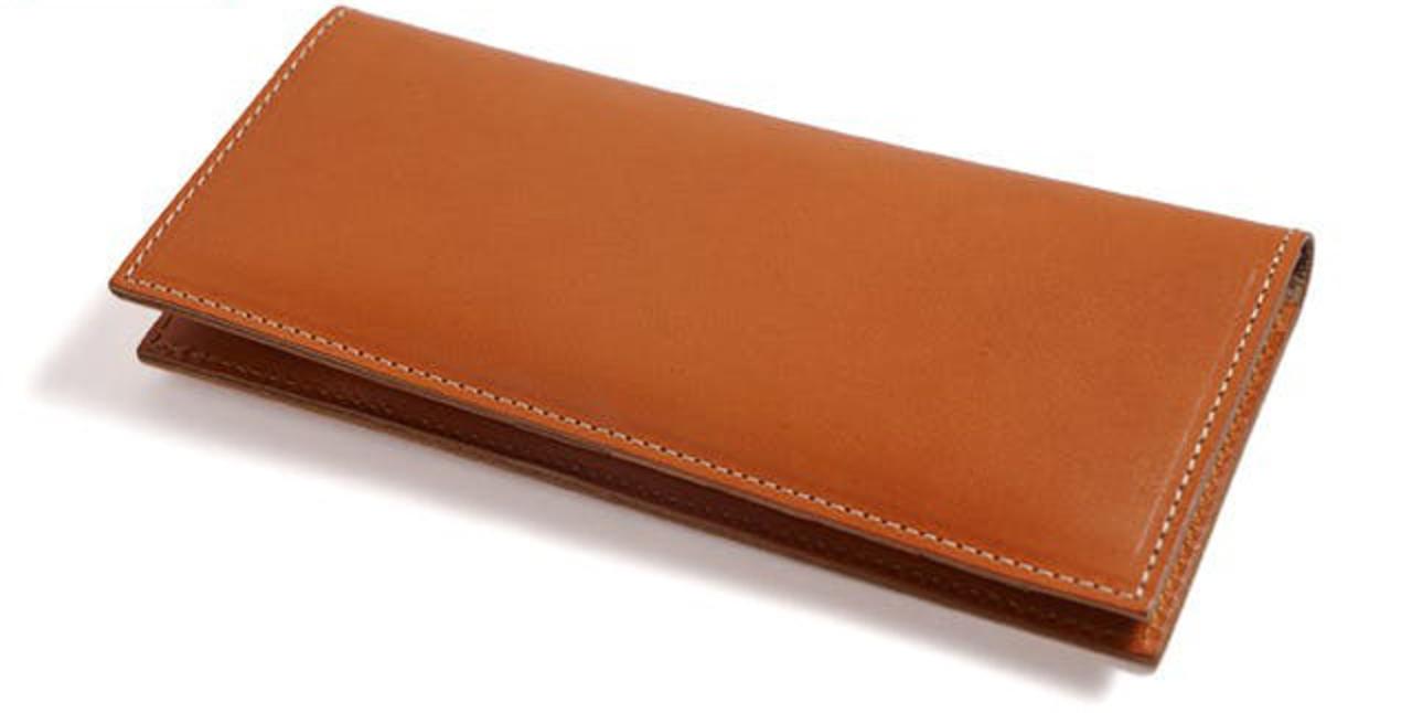 長財布でも薄くスリムに。名門栃木レザーを使った「excash wallet」のキャンペーンが終了間近