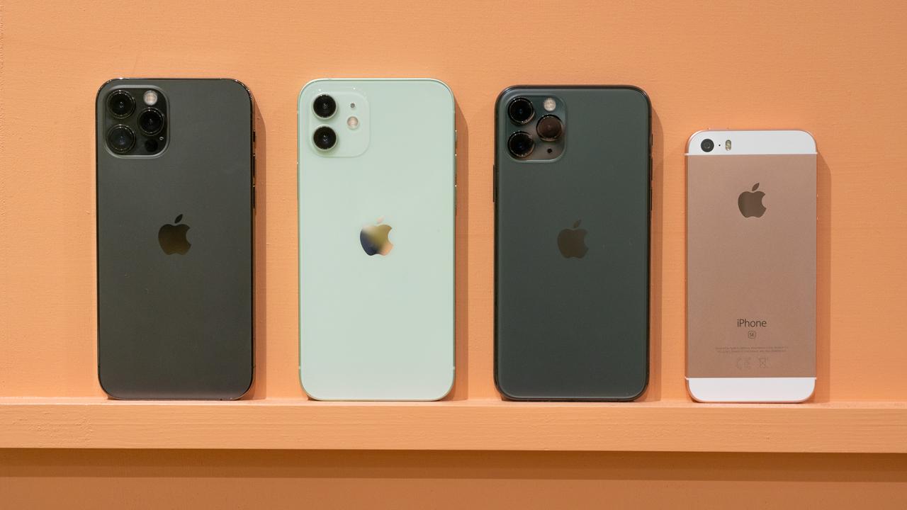 iPhone 12とiPhone 12 Proのサイズ感ってどーなの?実物を比較してみた!