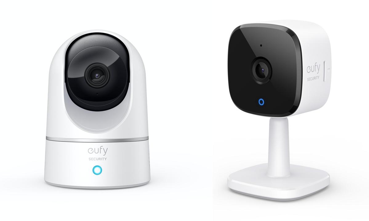 お値打ち価格でAnkerから見守りカメラ登場。しかも動体検知、Alexa対応、2K画質