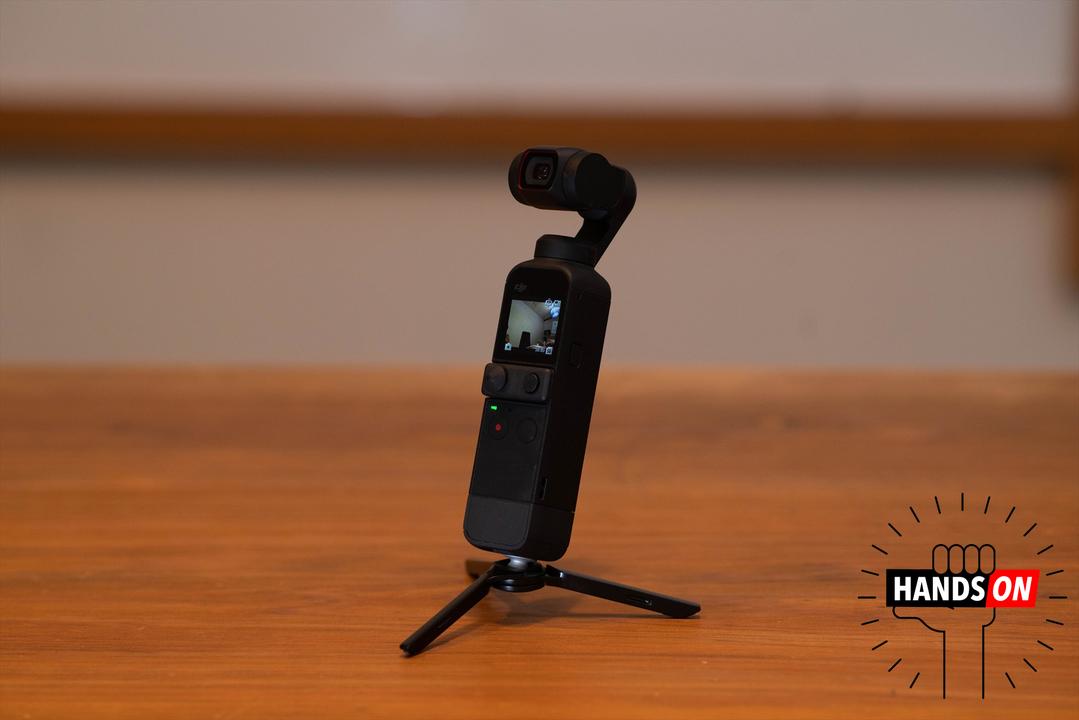 DJI Pocket 2ハンズオン:強力オプション山盛りの「スーパーオズポケ」