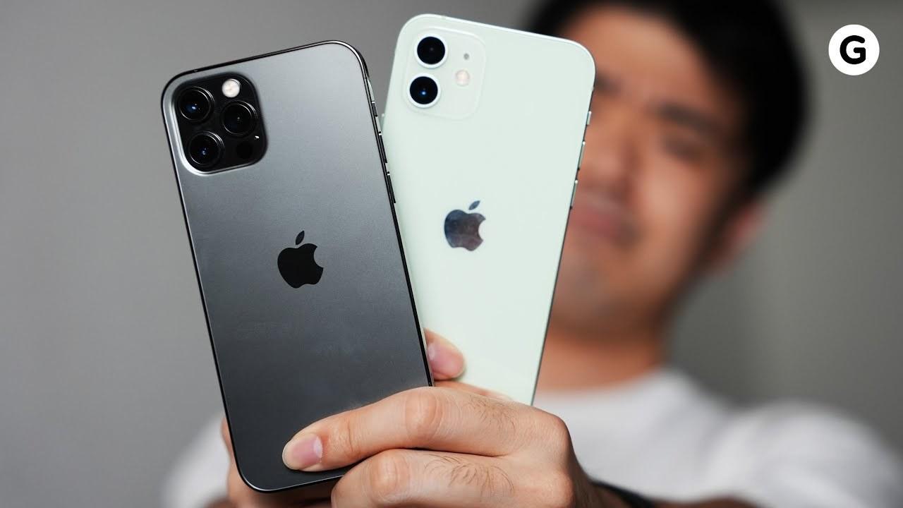【動画】iPhone 12 / 12 Proを開けた → やっぱProだわ...と決心した瞬間
