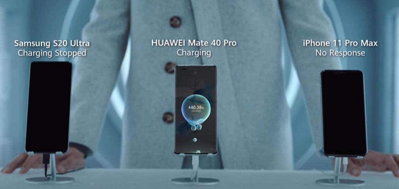 零下5℃でワイヤレス充電できるのはファーウェイだけ!? Mate 40 Pro+対iPhone 12 Pro Maxスペック比較表