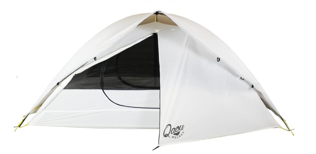 シーンに合わせて6变化! キャンプが捗る多機能テント「ベルーガ」が登場
