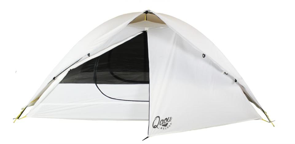 ソロキャンから家族でワイワイまで。変幻自在な多機能テント