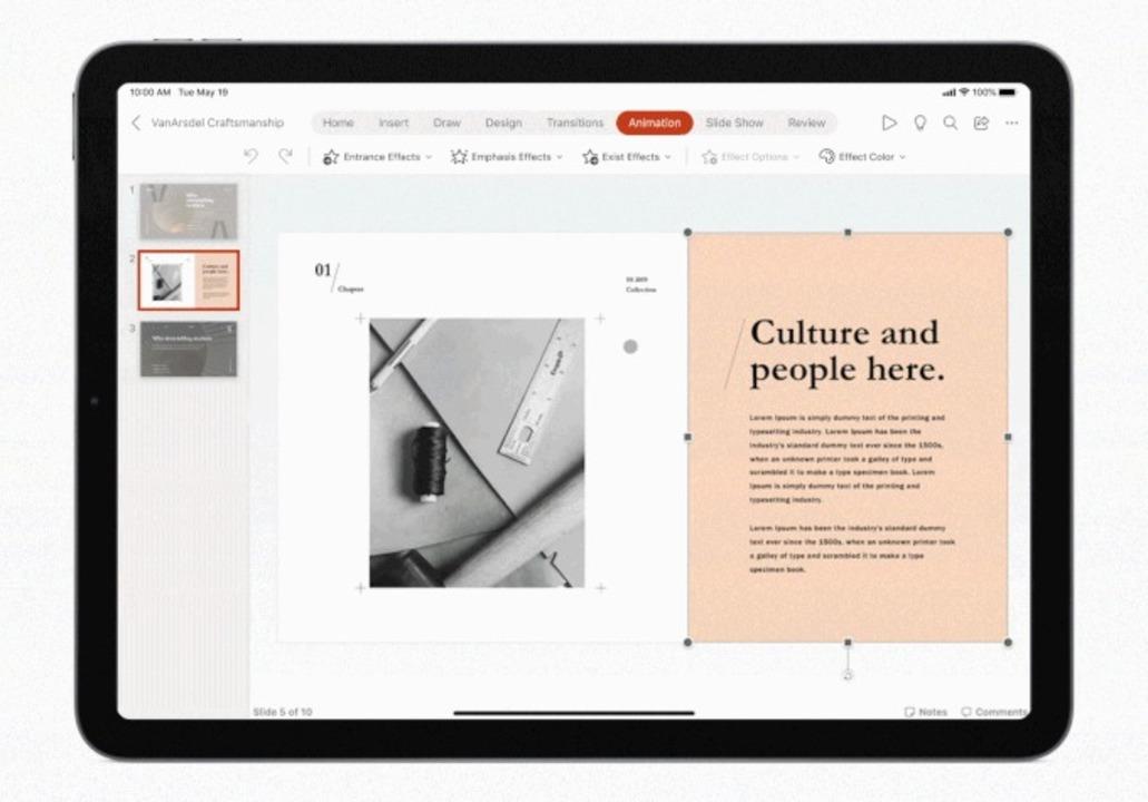 Microsoft OfficeのiPad版がマウスやトラックパッドに対応して仕事マシンまっしぐら!