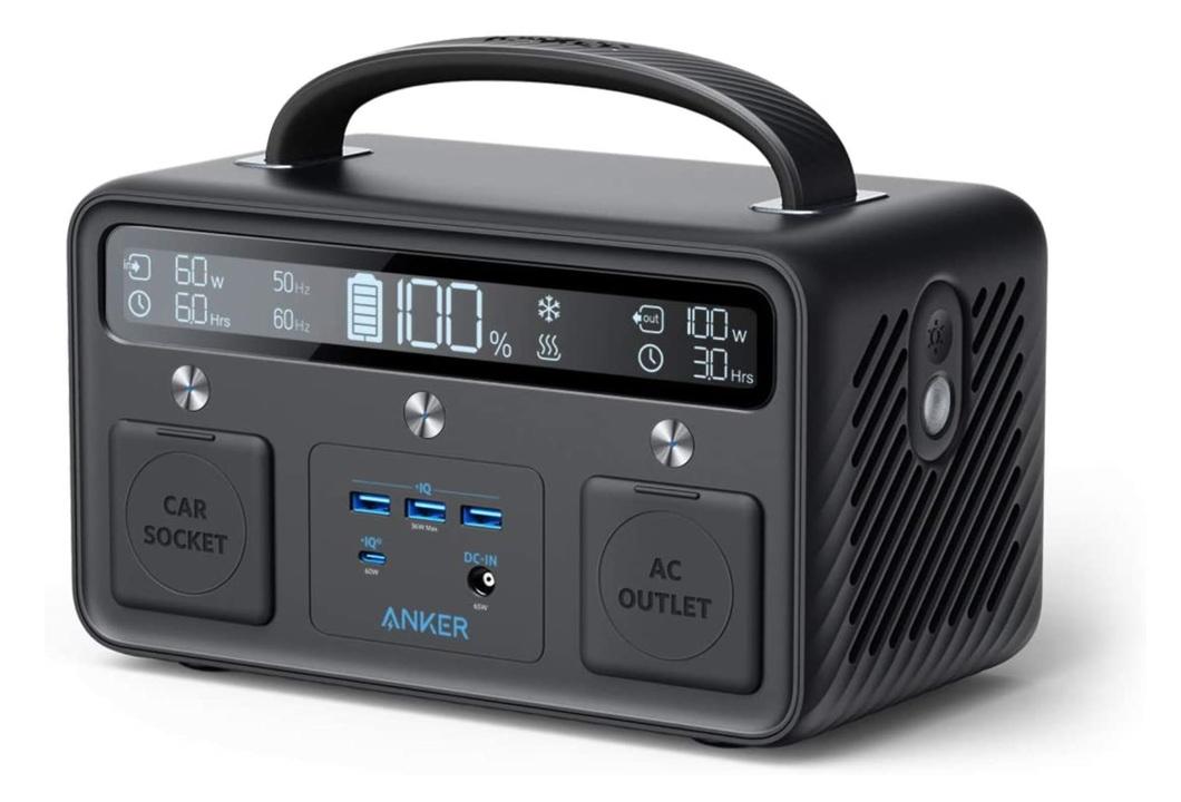 今なら15%還元。8台同時給電できる超大容量ポータブル電源「Anker PowerHouse II 400」が発売