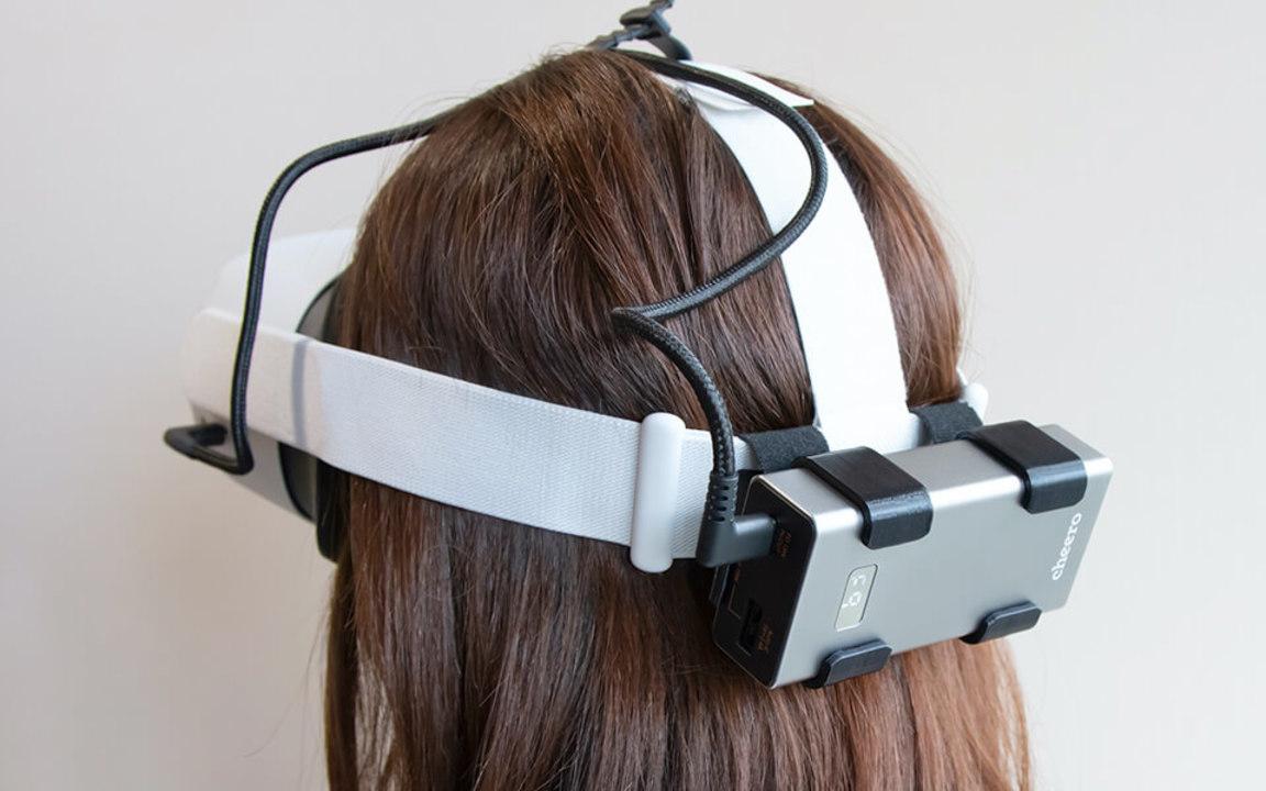 バランス改善策となるか?Oculus Quest 2用外部バッテリーというウェイト
