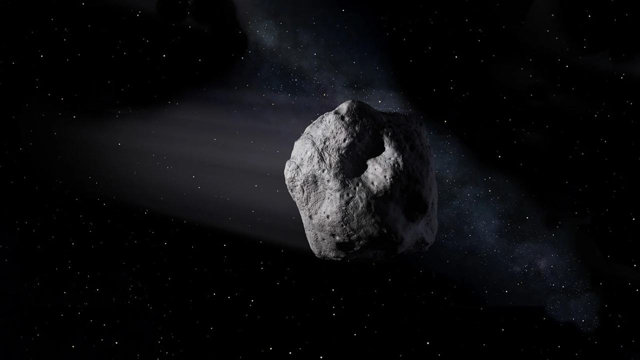 2068年4月、小惑星アポフィスが地球に衝突するかもしれない。