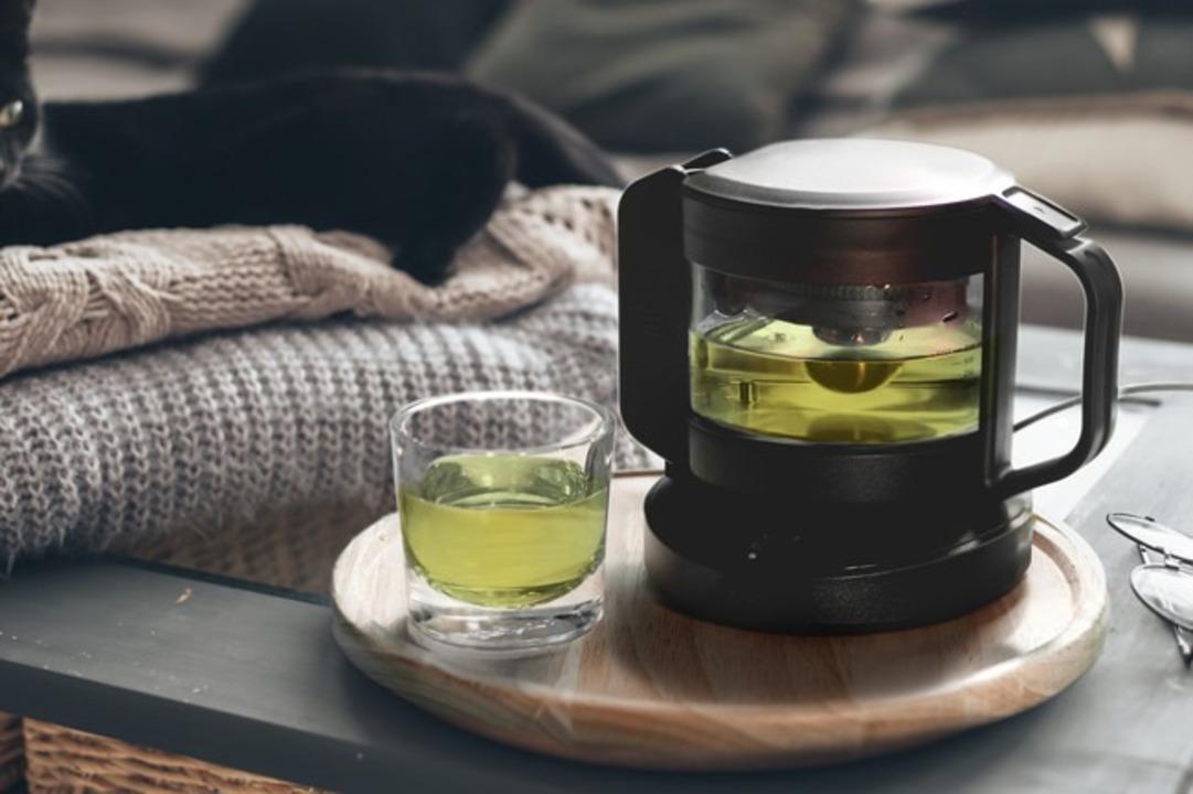 飲む人の気分に合わせたお茶を淹れるIoTティーポット「teplo」、公式茶葉のサブスクをスタート