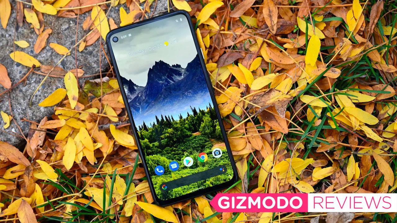 Pixel 4a 5Gレビュー:今買える最高の廉価版スマホ