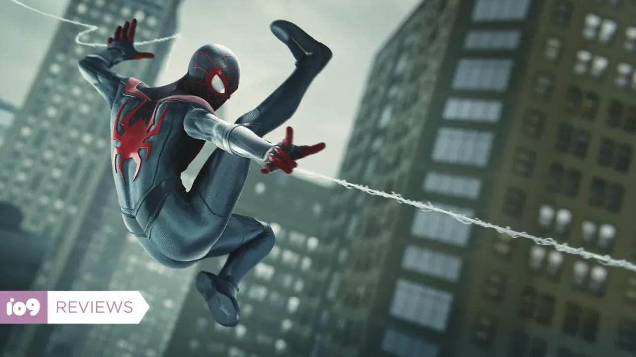 スケールは小さく、密度はアップ:PS5注目タイトル『Spider-Man: Miles Morales』レビュー