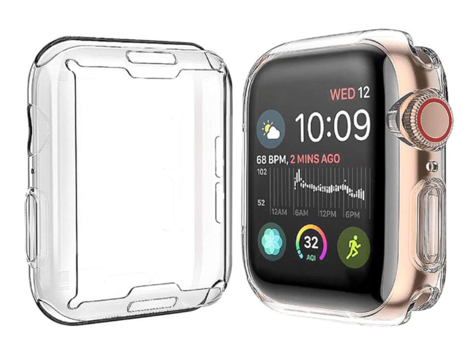 【きょうのセール情報】Amazonタイムセールで、500円台のApple Watch Series6・SE対応カバー2枚セットや1,000円台のマウスパッドになるデスクマットがお買い得に