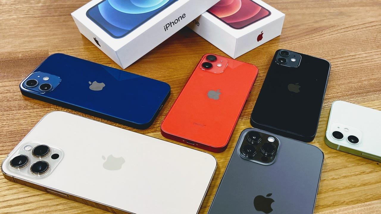 iPhone 12 mini|Pro Max買ったよー! 今日はiPhoneの話をいっぱいします