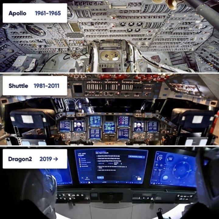 野口さんを乗せた「クルードラゴン」打ち上げ成功! 宇宙船コックピットの歴史も見てみよう