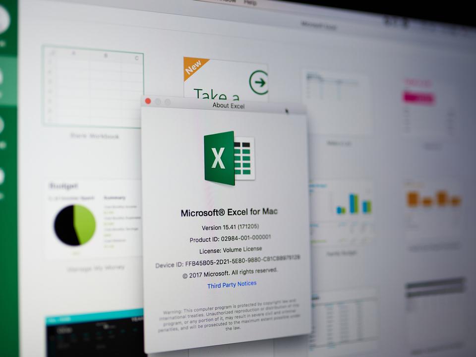 Apple Silicon対応Office 2019のベータ版が配布開始