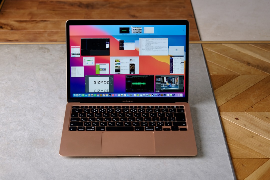 いったいAppleは何をしたの? 「M1」搭載Macが完全に未来のパソコンだった件