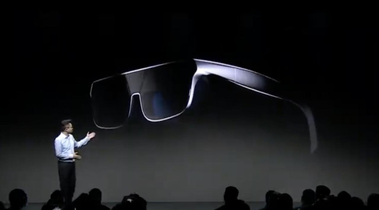 【速報】OPPOが新作ARグラス「Oppo AR Glasses 2021」を公開!