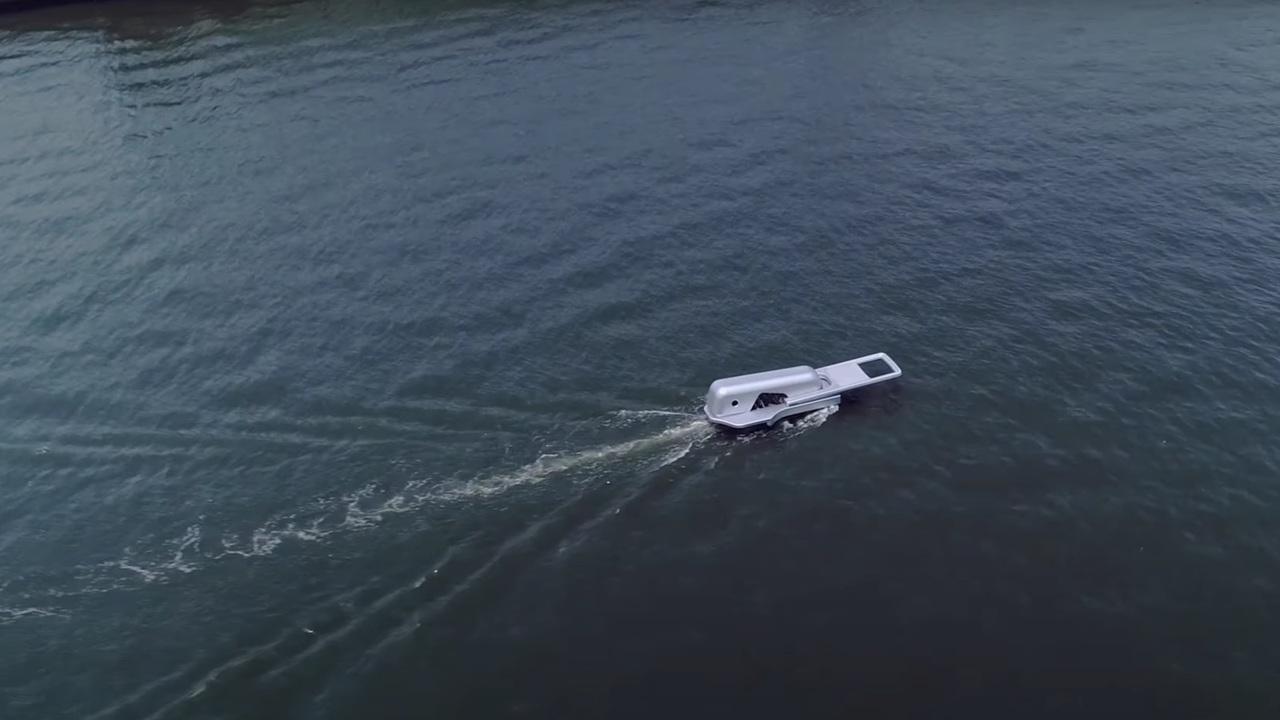 隅田川の「ファスナーの船」に、米Gizmodoが注目