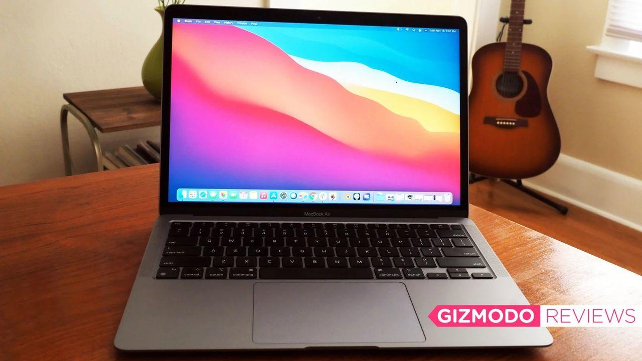 M1搭載MacBook Airレビュー:非凡な1台に生まれ変わった