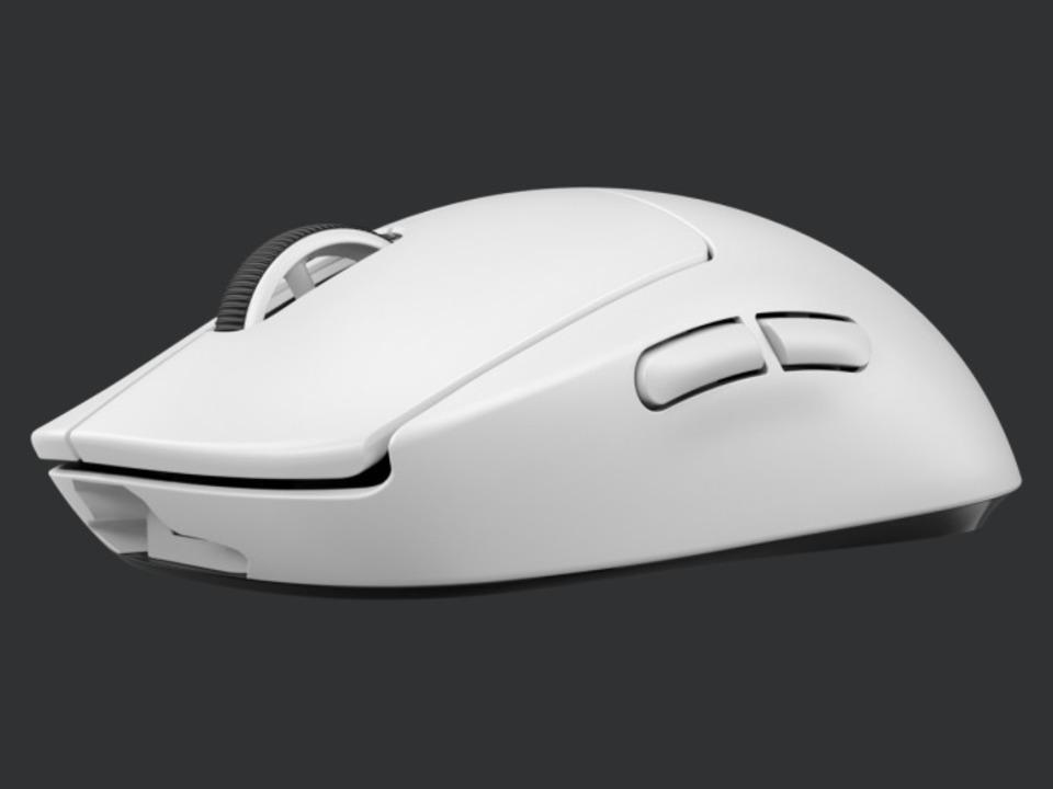 重さ63g未満でほぼ摩擦のない滑りを実感。eスポーツ選手と共作したLogicoolの激軽ゲーミングマウス