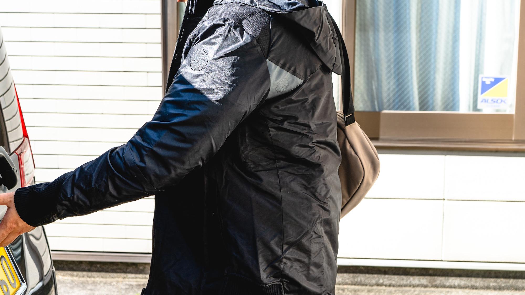 極寒でも耐えられる! 10秒で温まる発熱するジャケットを試してみた