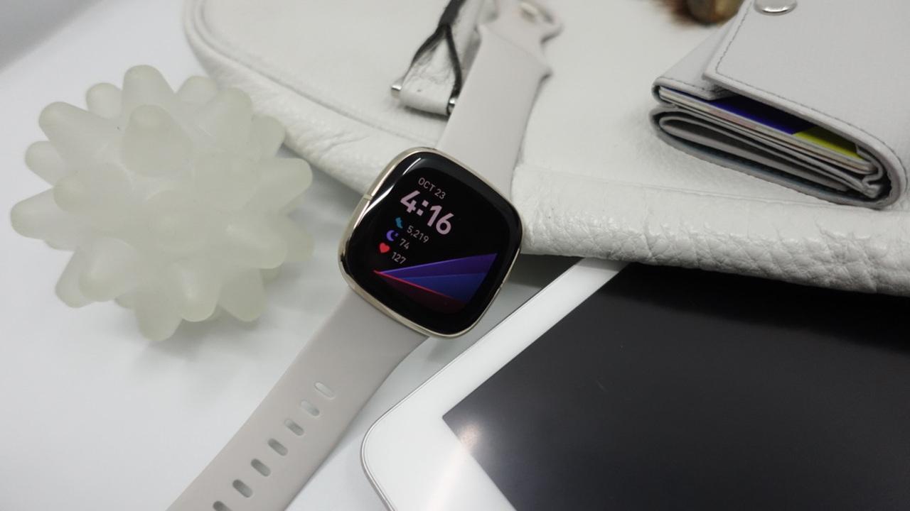 Fitbit Versa 3とSenseにGoogle アシスタントがきたよ