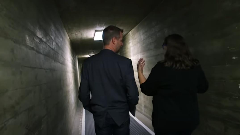 ディズニー・アニメーション・スタジオの秘密の地下トンネルの様子が分かる動画が公開