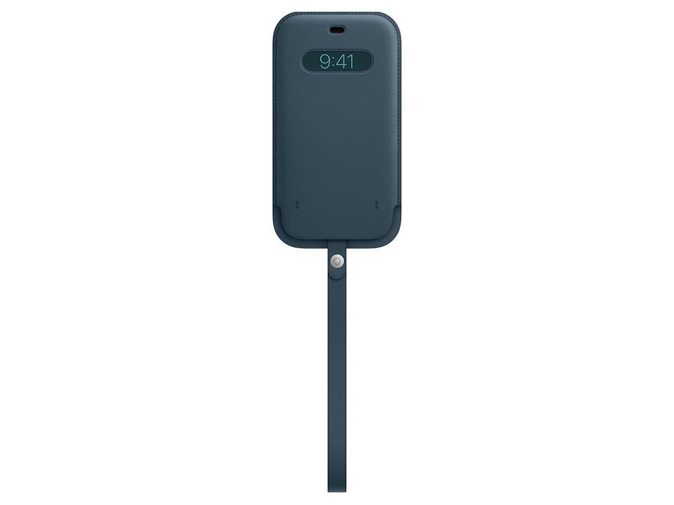 iPhone 12シリーズのMagSafe対応レザースリーブが販売開始