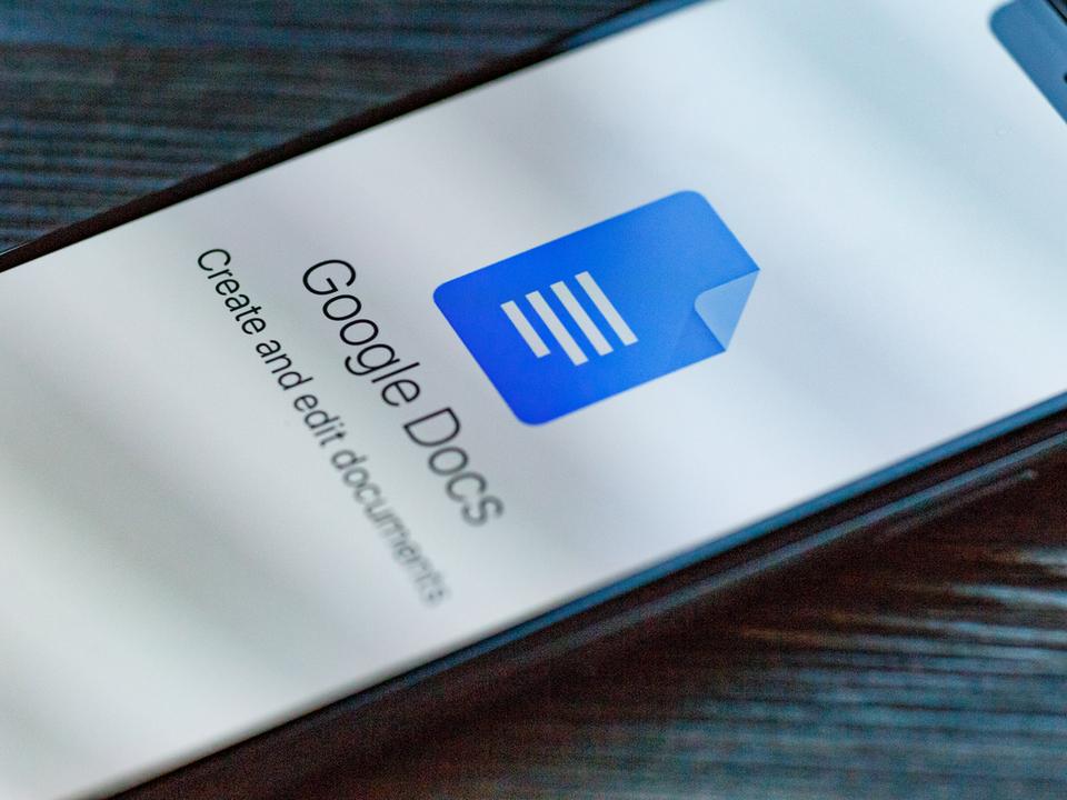 iOS版のGoogle ドキュメント・スプレッドシート・スライドで、ワード・エクセル・パワポが編集できるように!