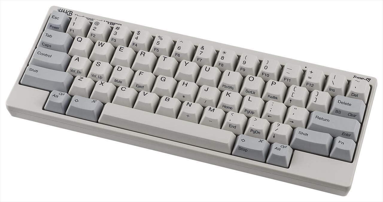 極上のキーボードHHKBが【Amazonブラックフライデー】に降臨。最上位機種Type-Sから旧モデルまで激しく値下げ!