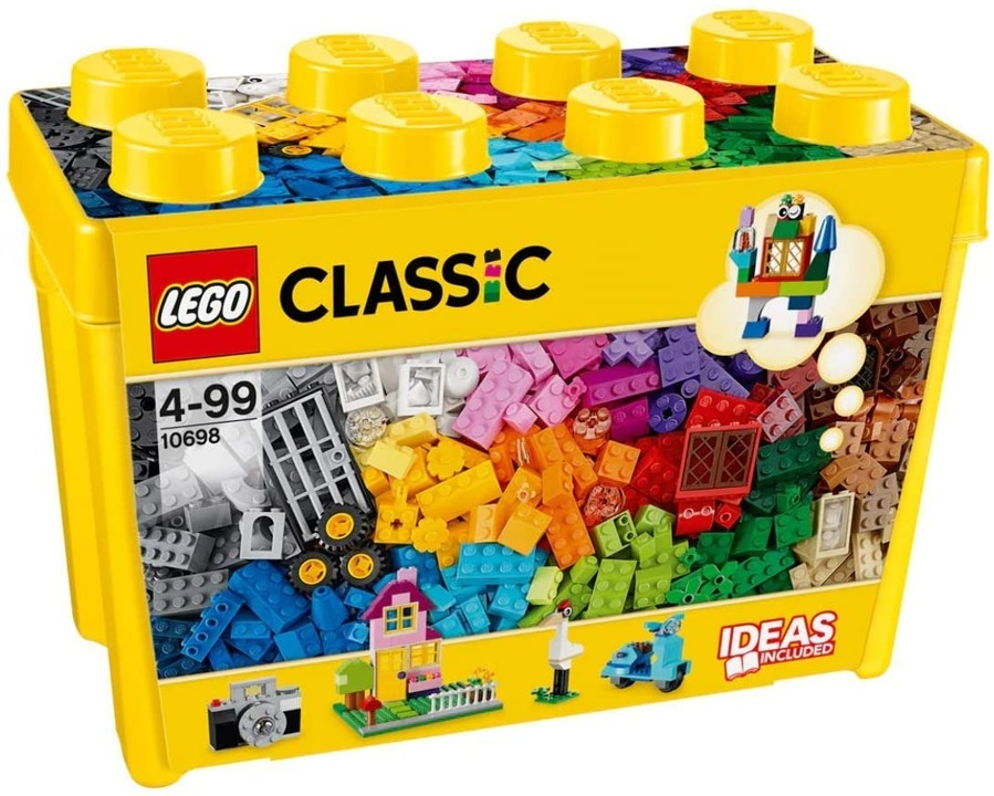 【Amazonブラックフライデー】レゴデビューするなら今! 基本のレゴセットが40%オフです