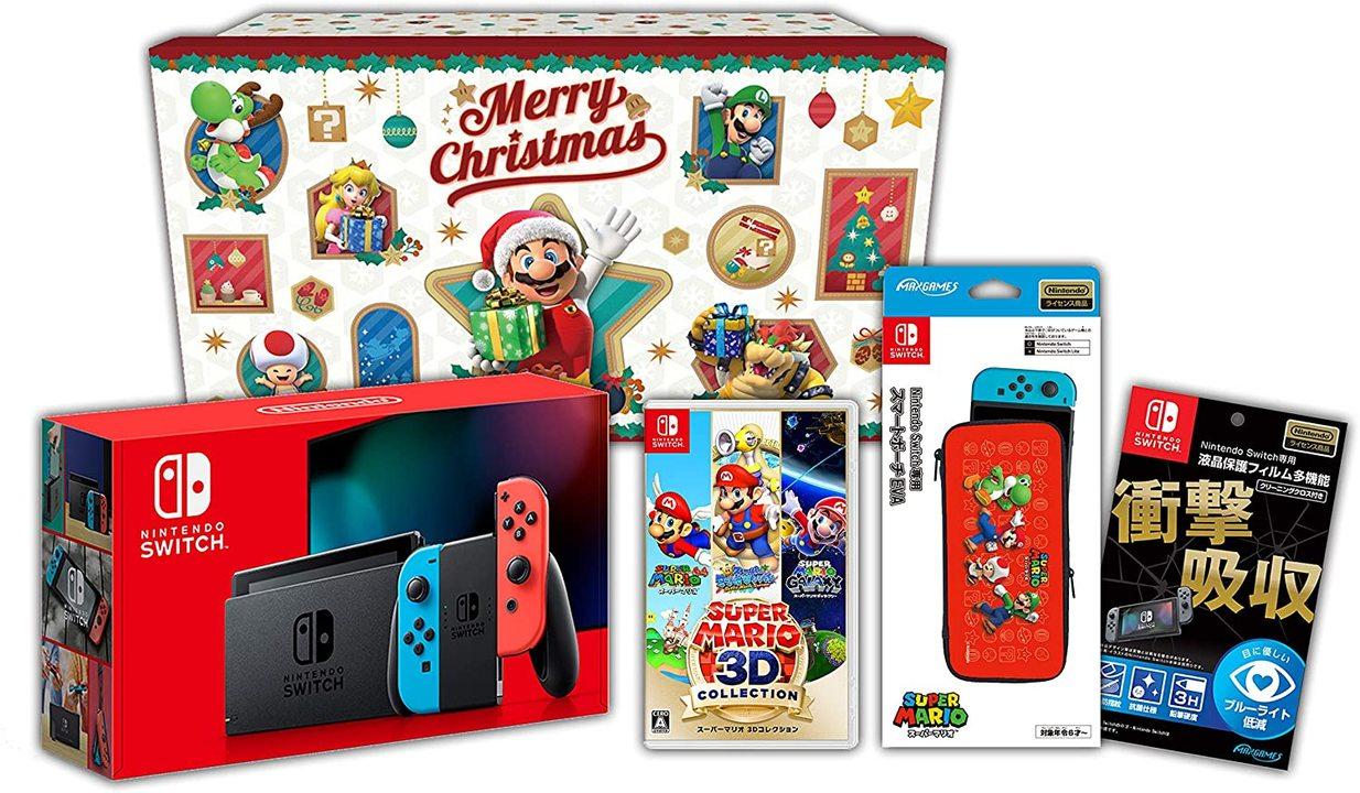 【Amazonブラックフライデー】品薄はもう過去だ! クリスマスプレゼントに選びたい「Nintendo Switchの限定セット」がよりどりみどり