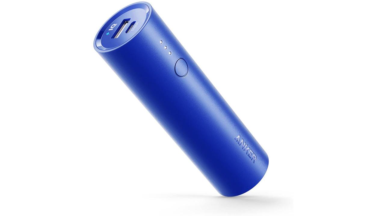 【Amazonサイバーマンデー】休日に持ち歩きたい! Ankerの5000mAhのモバイルバッテリーが1519円とか安すぎない?