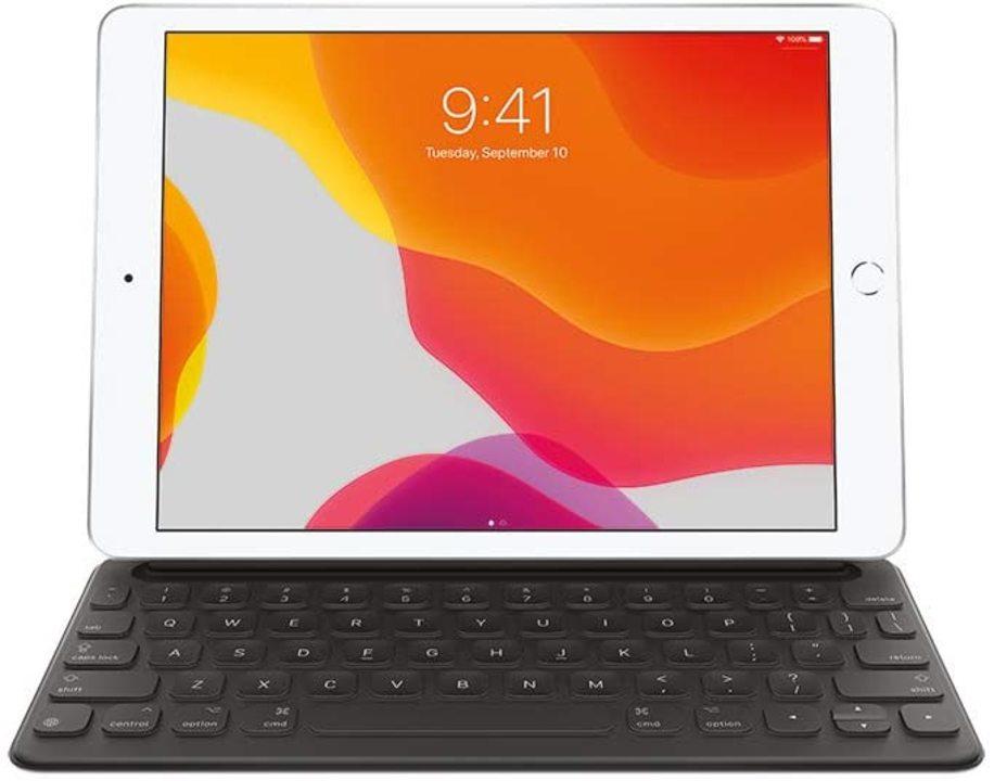 【Amazonサイバーマンデー】iPad(第8世代)用のSmart Keyboardが10%OFFとか珍しくない?