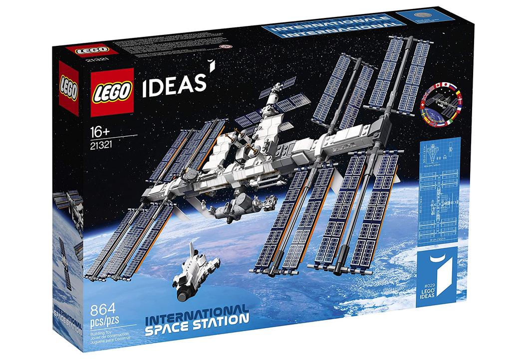 【Amazonサイバーマンデー】国際宇宙ステーションのレゴが安かったので買いました&作ります