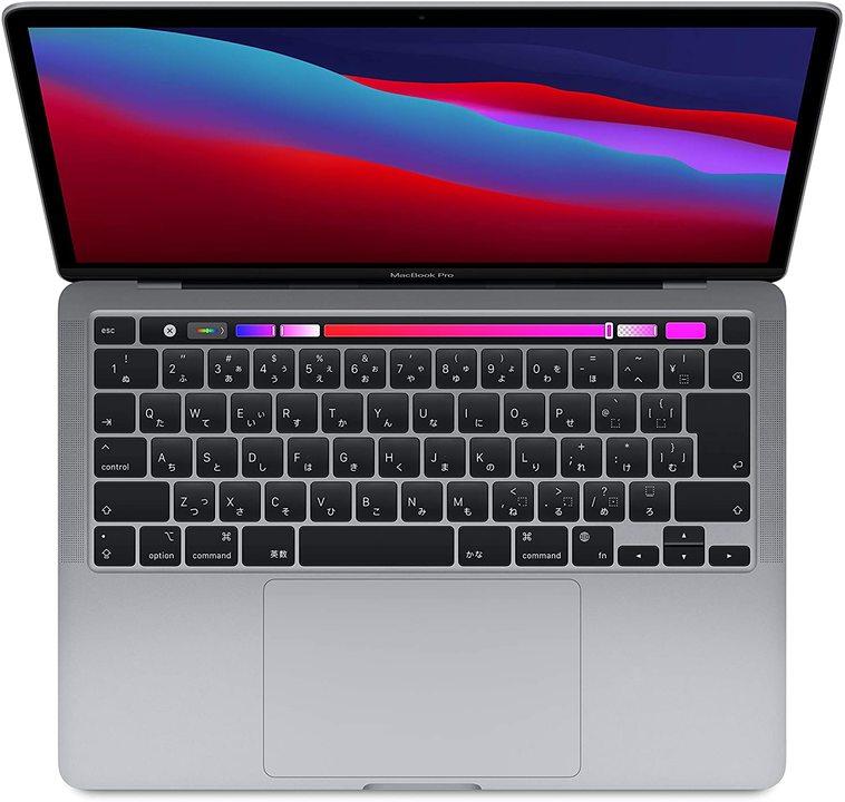 【Amazonサイバーマンデー】M1の最新MacBook Proが5%ポイントついてる!バグなのか?サプライズなのか!?