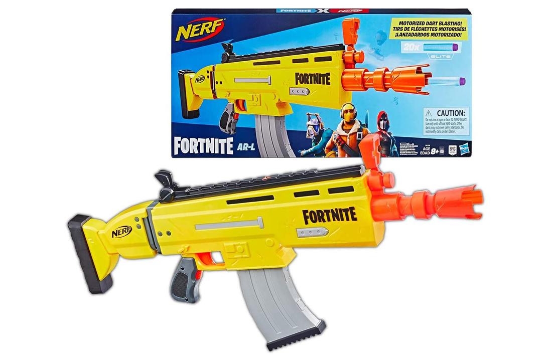 【Amazonサイバーマンデー】クリスマスはこれで『フォートナイト』ごっこ! おもちゃのナーフ銃がやすいよ〜