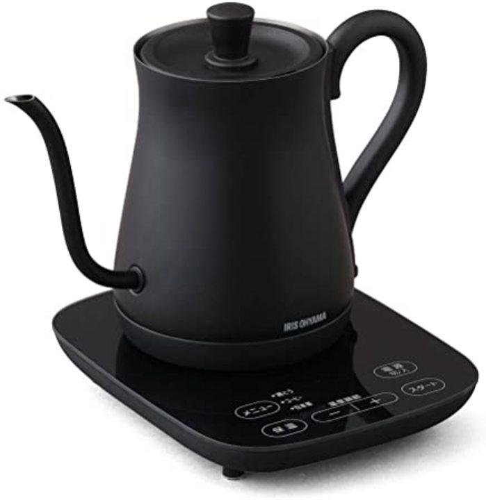 【Amazonサイバーマンデー】コーヒーをいれるなら、細い口のケトルがいいんですよ