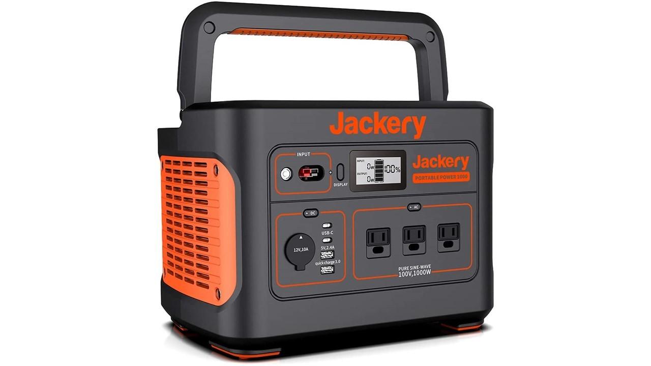 【Amazonサイバーマンデー】備えあれば憂いなし。Jackeryのポータブル電源が約1万4000円オフ