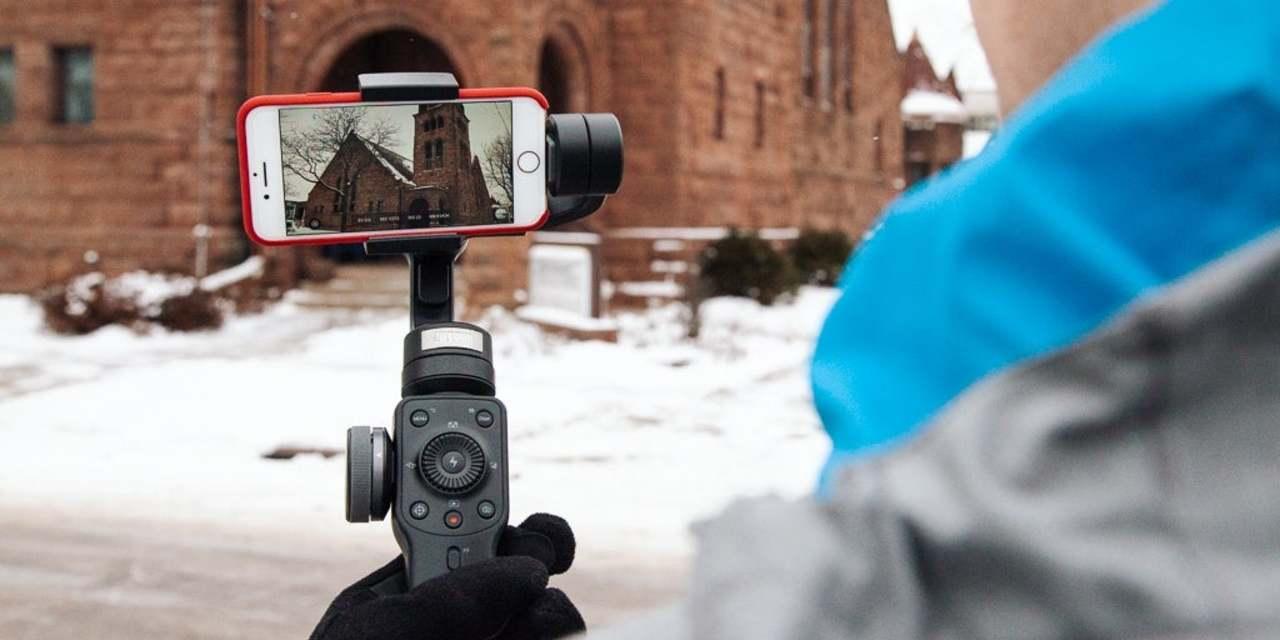 あげてこう、動画のクオリティ。スマホカメラ用ジンバルを厳選、今イチ押しはこちら!