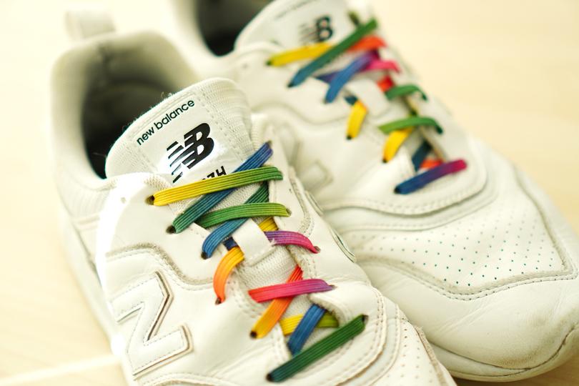 結ぶのが面倒な靴紐は「Xpand」で固定すればストレスフリーになる