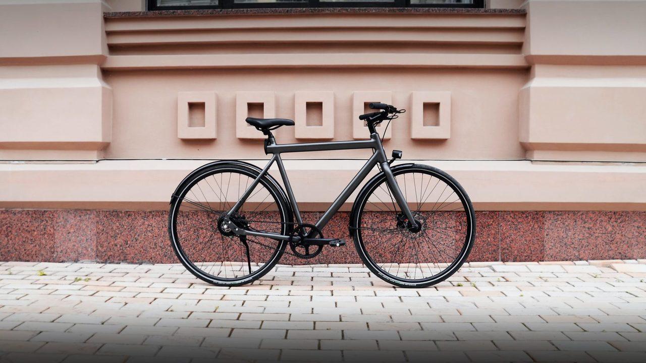 14.7kgで軽い! スタイリッシュな電アシ自転車「Equal」