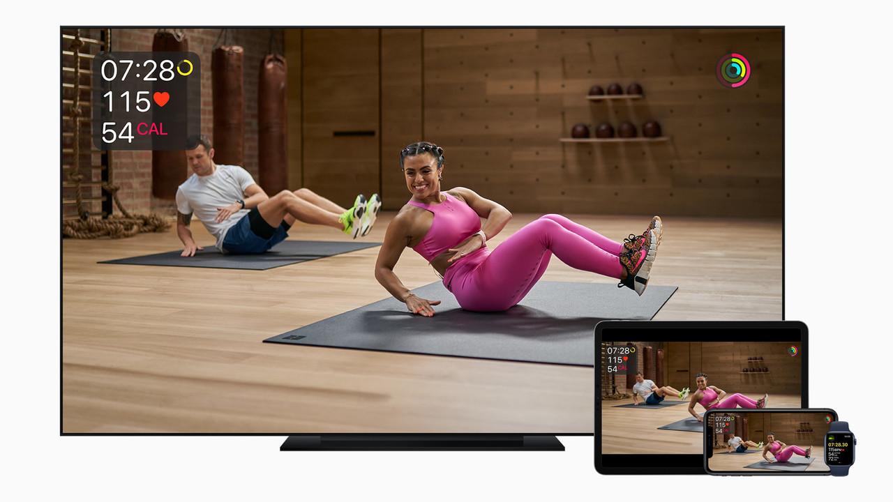 Appleのフィットネスサービス「Fitness+」がもうすぐ始まりそう